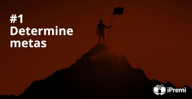 #1 – Determine metas